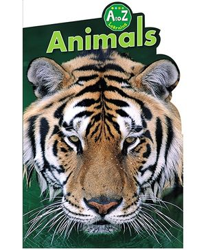 Pegasus A To Z Animals Book - English