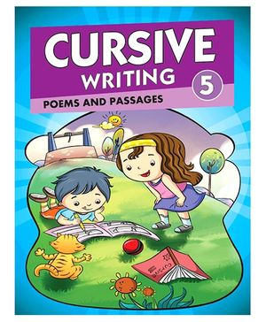 Pegasus Cursive Writing 5 - Poems And Passages
