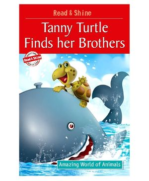 Pegasus Tanny Turtle Finds Her Brothers - English
