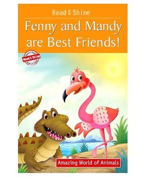 Pegasus Fenny And Mandy Are Best Friends - English