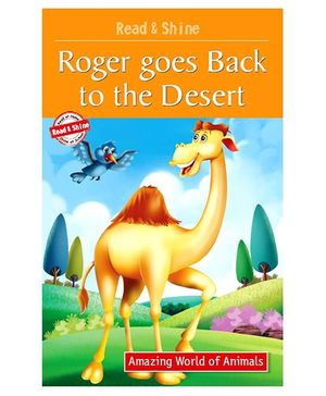 Pegasus Roger Goes Back To The Desert - English