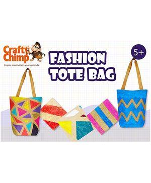 Crafty Chimp Fashion Tote Bag