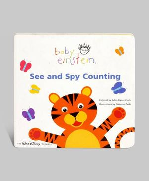 Baby Einstein - See And Spy Counting