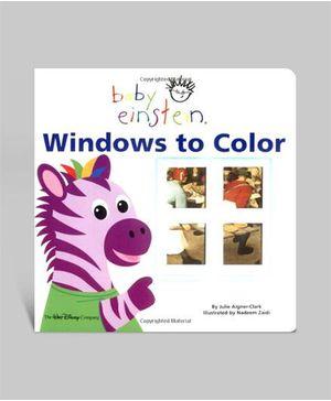 Baby Einstein Windows To Color