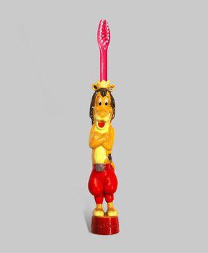 Pink Leo Toothbrush