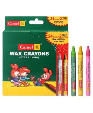 Camel - Wax Crayons