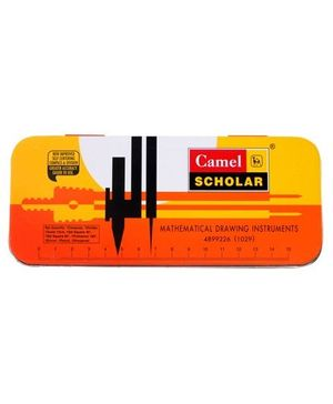 Camlin Scholar Mathematical Drawing Instruments