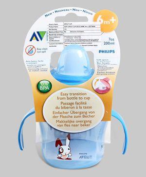 Blue Avent Spout Cup Deco 200 ml