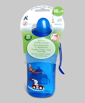 Blue Avent Fast Flow Spout Cup 340 ml