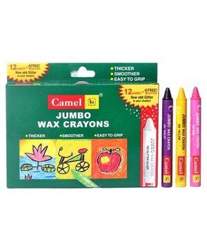 Camel - Jumbo Wax Crayons