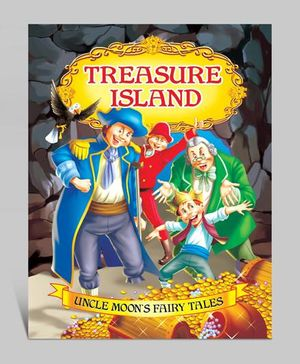 Uncle Moon - Treasure Island