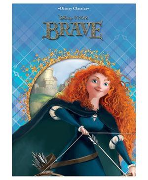 Parragon Story Book Disney Pixar Brave - English