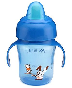 Avent Sipper with Handle 260 ml - Blue