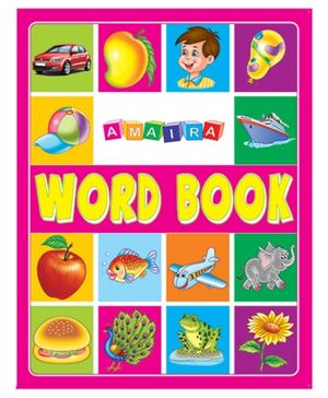 Indian Book Depot map house Amaira Word Book - English