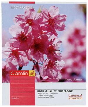 Camlin Kokuyo Single Line Notebook - 80 Pages