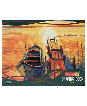 Camlin Drawing Book Large - 36 Pages