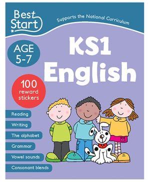 Parragon Best Star - KS1 English Book