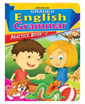 Dreamland Graded English Grammar Practice Book 2 - English