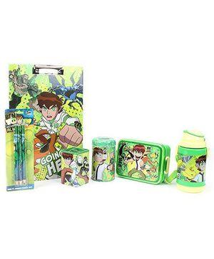 School Kit-Ben 10