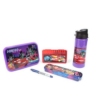 Disney Pixar Cars School Kit