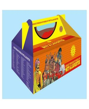 Amar Chitra Katha Great Indian Stories of Wit and Laughter - 80 Titles