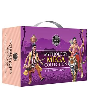 Amar Chitra Katha Mythology Mega Collection - 84 Priceless Stories