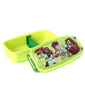 Ben 10 Lunch Box - Green