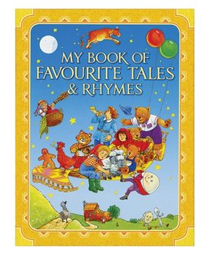 Award Publications My Book of Favourite Tales And Rhymes