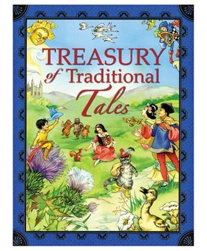 Award Publications Treasury of Traditional Tales