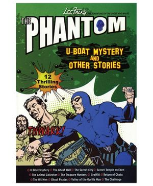 Euro Books Phantom U Boat Mystery and Other Stories