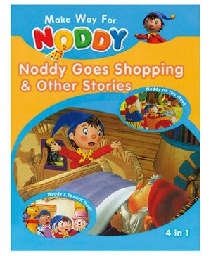 Euro Books Noddy Goes Shopping And Other Stories