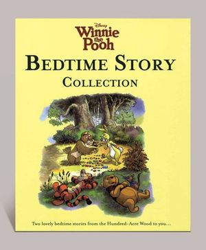 Disney Winnie The Pooh Bedtime Story Collection