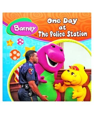Barney One Day At The Police Station