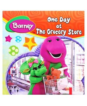 Barney One Day At The Grocery Store