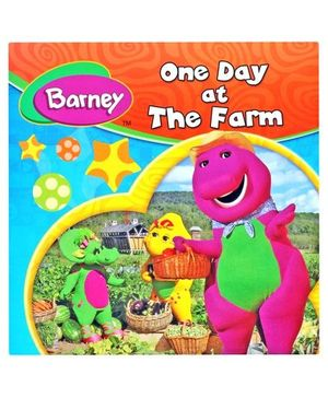 Barney One Day At The Farm