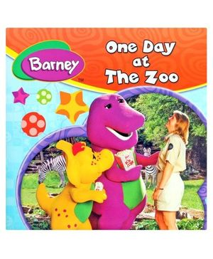 Barney One Day At The Zoo