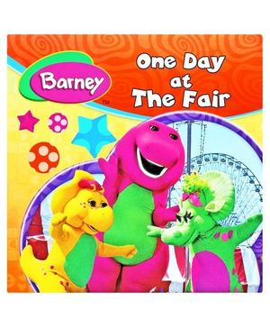 Barney One Day At The Fair