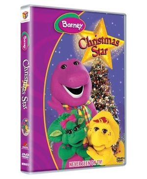 Hit Entertainment Barneys Christmas Star DVD - English