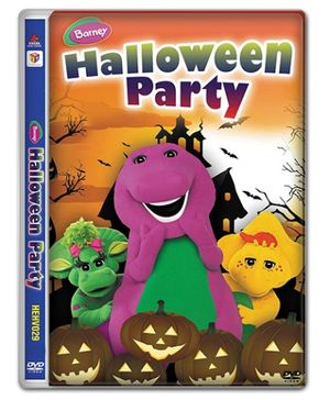 Hit Entertainment Barneys Halloween Party DVD - English