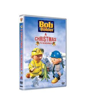 Hit Entertainment Bob X-Mas To Remember DVD - English