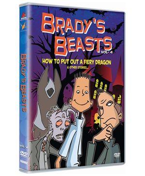Toonz Bradys Beasts Vol 3 - DVD