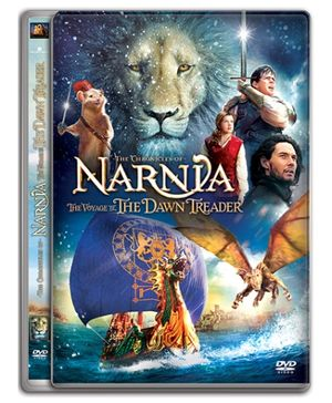20th Century Fox Chronicles Of Narnia The Dawn Treader DVD - English