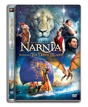 20th Century Fox Chronicles Of Narnia The Dawn Treader DVD - Hindi