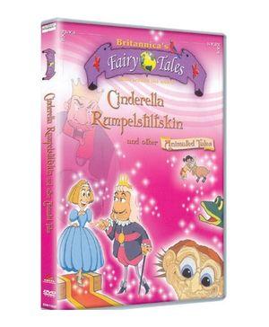 Excel Home Ent Cinderella Rumpelstilskin DVD - English