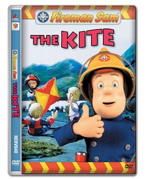 Hit Entertainment Fireman Sam The Kite DVD - English