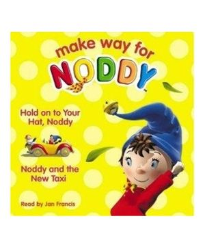 Chorion Noddy Hold On To Your Hat And Other Stories DVD - English