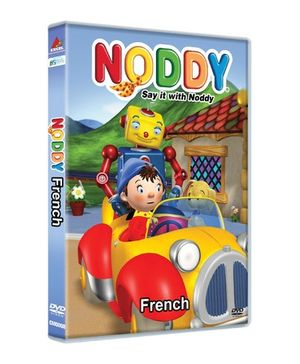 Classic Media Noddy Say It With Noddy DVD - French