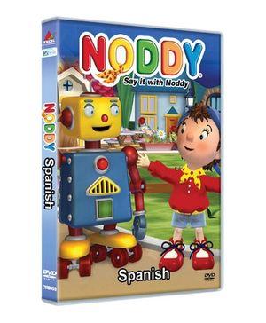 Classic Media Noddy Say It With Noddy DVD - Spanish