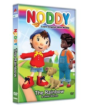 Classic Media Noddy The Rainbow And Other Stories DVD - English