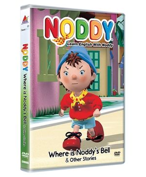 Classic Media Noddy Wheres Noddys Bell And Other Stories DVD - English